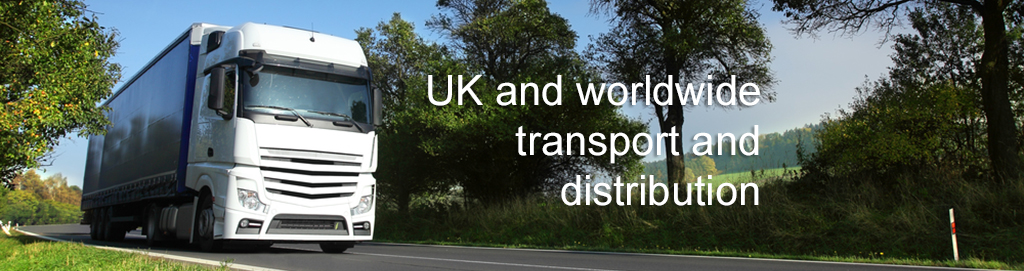 UK and Worldwide Transport and Distribution