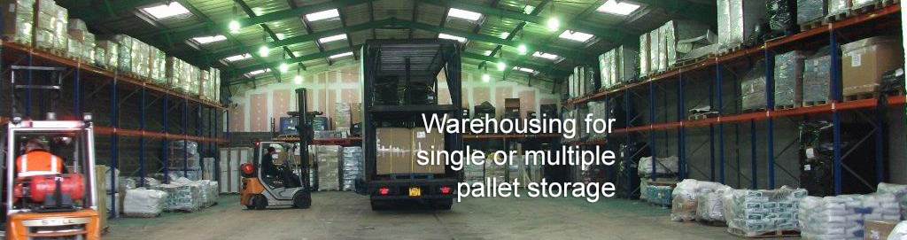 Warehouseing in Hull Yorkshire Newland Express Transport